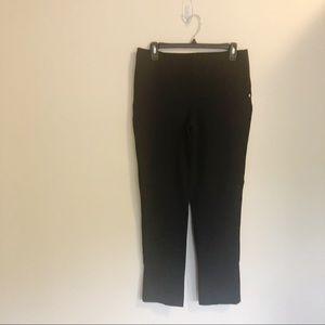 Slim pointe pants
